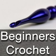 ANGIE ....Learn Crochet Basics: The Crochet Crowd Tutorials : This is one of the BEST teachers to learn how to crochet!!