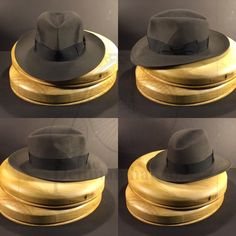 2fb26cfeaa5 Just finished this Indiana Jones Raiders of the Lost Ark travel hat. The Penman  Hat Company