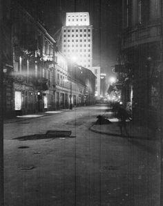 Warszawa, budynek Prudentialu, lata 30. XX w.
