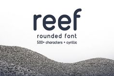 REEF by Wild Ones on @creativemarket