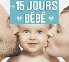 """J'ai créé ma liste de courses sur le catalogue """"15 jours bébé avec Carrefour"""""""