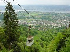Felseneggbahn Uetliberg Zurich Switzerland