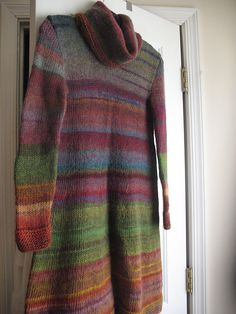 Ravelry: Color Stripe Tunic pattern by Lion Brand Yarn