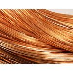 Jewelry Making Supplies | Beads | Findings & Settings - 18ga Half Round Dead Soft Copper Wire 21ft - $3.69