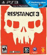 Resistance 3  on my wish list