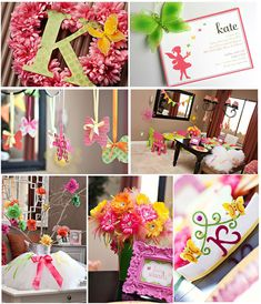 girls birthday party ideas   Garden Party Theme   Fairy Party Theme   Thoughtfully Simple