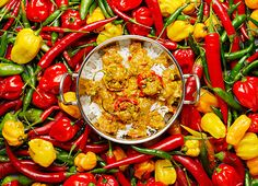Top 5 Spiciest Places to Eat in London - The Handbook
