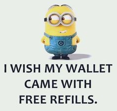 Check out the complete collection of funny minions quotes, all the pics of cute and sad minions. Lets like your favorite minion and share with your friends. Funny Minion Pictures, Funny Minion Memes, Minions Quotes, Minion Humor, Minion Sayings, Funny Humor, Just For Laughs, Just For You, Minions Love