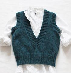 stinehoelgaard: Ny vest i Stines Varehus Adrette Outfits, Cute Casual Outfits, Fall Outfits, Fashion Outfits, Fashion Tips, Knit Fashion, Look Fashion, 90s Fashion, Korean Fashion