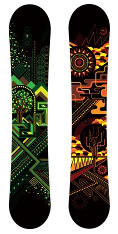 snowboard art - Google Search