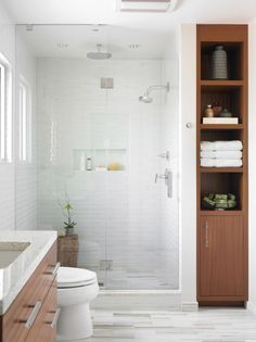 Modern Bathroom Design Ideas, Pictures, Remodel and Decor Modern Bathroom, Bathroom Renovation, Bathroom Layout, Bathroom Decor, Bathroom Redo, Bathrooms Remodel, Bathroom Makeover, Tile Bathroom, Bathroom Renovations