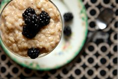 Risotto Rice Pudding with brown sugar and vanilla | Joy the Baker