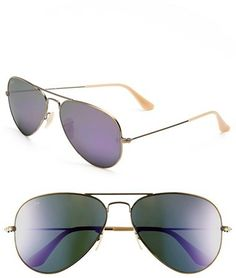 Classic aviator sunglasses make a timeless and sophisticated style statement a4bae62536c7