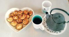 Rochers coco moelleux et croustillants.