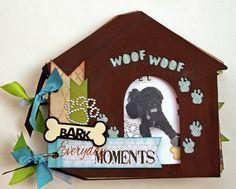 Dog House Mini Album - Scrapbook.com