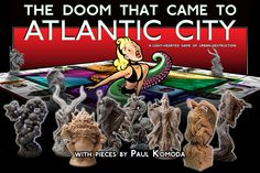 The Doom That Came To Atlantic City! by The Forking Path, Co. — Kickstarter