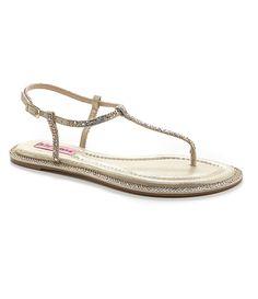 Betsey Johnson Fadeout Sandals | Dillards.com
