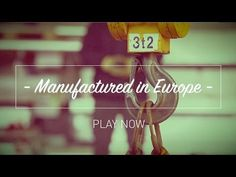 Made in Europe - From our Partner kettal. Family Business, Europe, Neon Signs, Interiors, Luxury, Videos, How To Make, Design, Decorating
