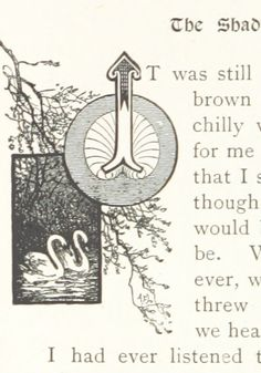 Image taken from page 120 of 'The Great Shadow, and Beyond the City' #initial_I #initial #I