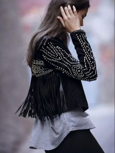 Fringe for fall