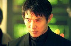 """Jet Li in """"Kiss of the Dragon""""  born April 26, 1963"""