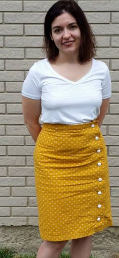 Ellen's Arielle skirt - sewing pattern by Tilly and the Buttons