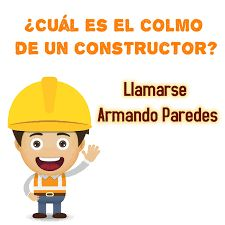 COLMO DE CONSTRUCTOR Spanish Memes, Laughing So Hard, Jokes, Ideas Para, Funny, Google, Posters, Amor, Jokes And Riddles