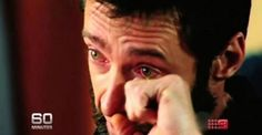 Hugh Jackman confiesa entre lágrimas el abandono de su madre