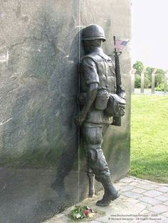 Agent Orange Vietnam War Memorial, Rochester, NewYork.