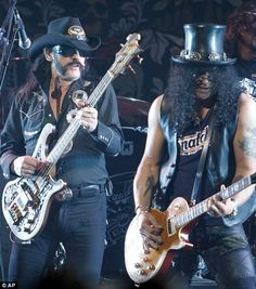 lemmy kilmeister and slash: doctor alibi