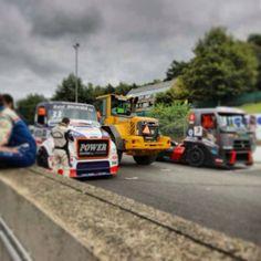 #VOLVO is back in #truckracing - #FIA #TRUCKGRANDPRIX #Zolder 2013