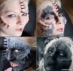 Amazing makeup effect