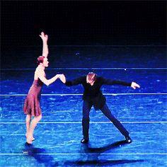 Uliana Lopatkina, Andrey Ermakov - Tango+