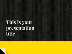 escalus free presentation template | stuff to buy | pinterest, Presentation templates