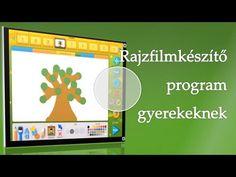 Egyszerű és mókás online rajzfilmkészítő program gyerekeknek - YouTube
