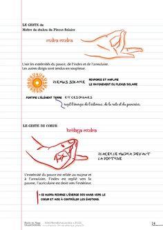 Pratique de mudra - École de yoga traditionnel                                                                                                                                                                                 Plus