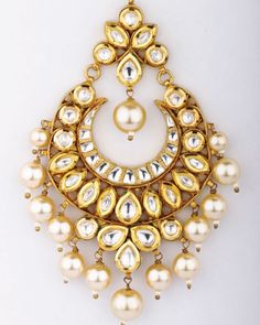 #Handmade #kundan #Jewellery - jewelry, gold, silver, body, resin, kundan jewellery *ad