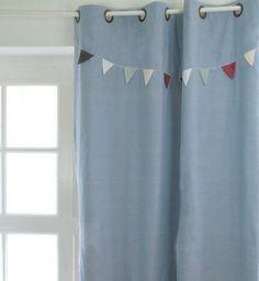rideaux gris sur pinterest rideaux chaise panton et. Black Bedroom Furniture Sets. Home Design Ideas