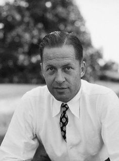 Bobby Jones (1902 - 1971) Highly successful golfer, he won the Grand Slam of his time in 1930 and founded Augusta National Golf Club and the Masters tournament