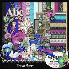 Natalie's Place Designs    Frozen - Warm Heart   Anna Elsa Olaf Disney World