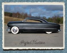 1950 Shoebox Ford <3