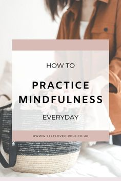 Ways to practice mindfulness for your mental health. Encourage self care though yoga and daily healthy habits Mindfulness Techniques, Mindfulness Exercises, Mindfulness Activities, Mindfulness Practice, Meditation Exercises, What Is Mindfulness, Self Development, Personal Development, Practice Gratitude
