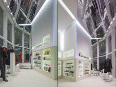Alchemist concept store by Rene Gonzalez Architect, Miami   Florida store design