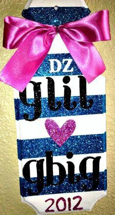 #DeltaZeta Gbig paddle