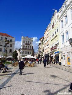 Largo da Portagem - Coimbra - Centro - Portugal