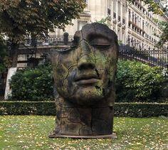 Igor Mitoraj - Galerie Agnès Monplaisir