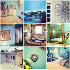 Bombay Apartment @ Dreamcatcher Guest House // San Juan, Puerto Rico