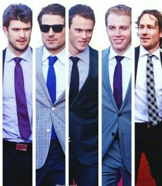 The Blackhawks are ridiculously (hot) talented!!!