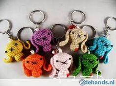 134 Beste Afbeeldingen Van Breien En Hakensleutelhangers Crochet