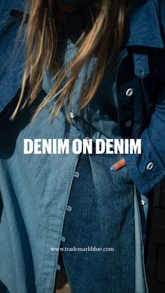 Denim Look, Raw Denim, Denim Style, Denim Outfit For Women, Summer Outfits Women, Clothes For Women, We Wear, What To Wear, Tomboy Chic